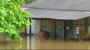 Campbell Co. recovering after nearly seven inches of rain
