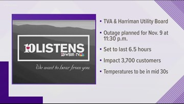 10Listens: Why did TVA plan a power outage on such a cold night?