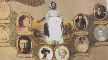 Families reclaim stories stolen by slavery