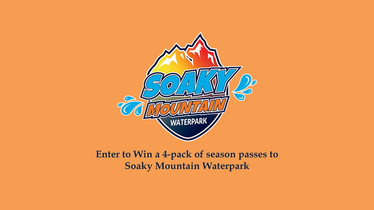 Enter to Win Soaky Mountain Waterpark's Star-Spangled Splash Giveaway