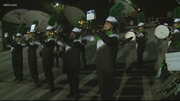 The Carter Band joins the 10Sports Blitz!