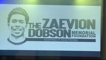 'Skate for Zae' event honors Zaevion Dobson