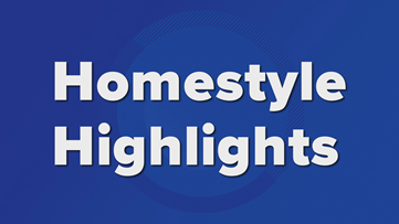 Show your love for sports with Homestyle Highlights