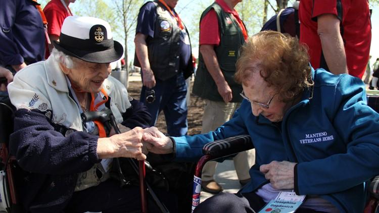 HonorAir sponsors flight to honor women veterans