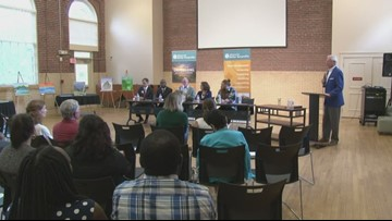 Knoxville mayoral candidates weigh in on tax increase