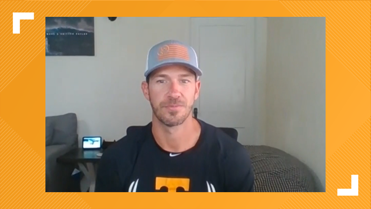 VFL, former SEC Freshman of the Year, J.P. Arencibia talks College World Series