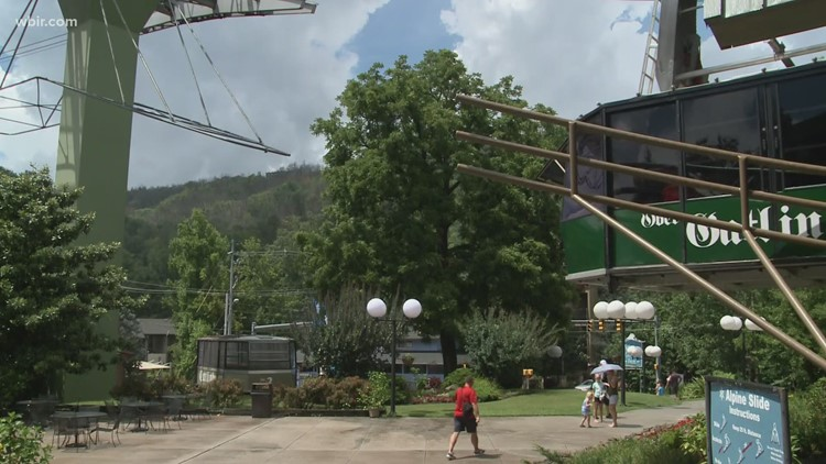 Ober Gatlinburg tram closes for upgrades
