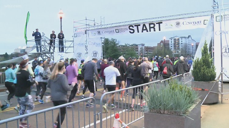 2021 Covenant Health Knoxville Marathon will be in person