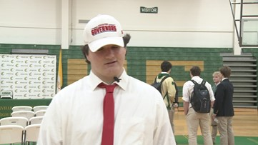 Bryce Nicely signs with Austin Peay