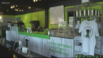 East Knoxville's first local coffee shop 'Perk City' to open Friday