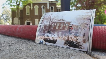 Loudon County mourns loss of historic courthouse