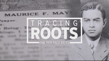 The story of Maurice Mays and the 1919 Race Riots, 100 years later