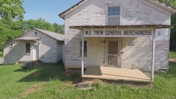 Abandoned Places: Trew's Store