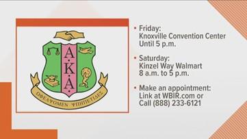 AKA Sorority offers free mammograms over weekend
