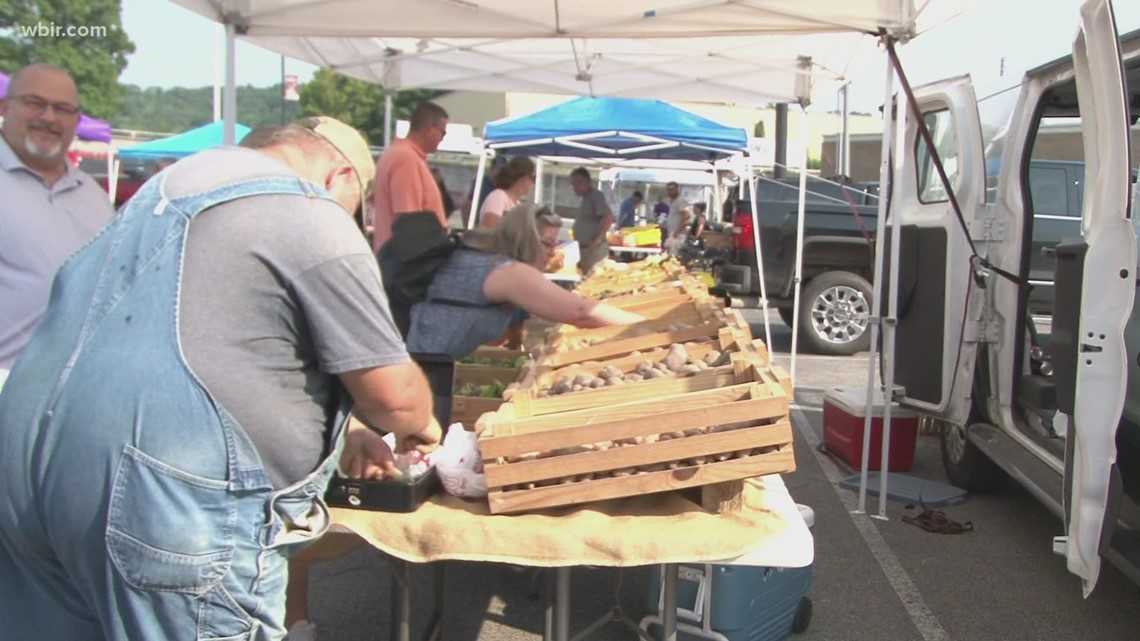 Downtown Clinton declared to be historic during farmers' market