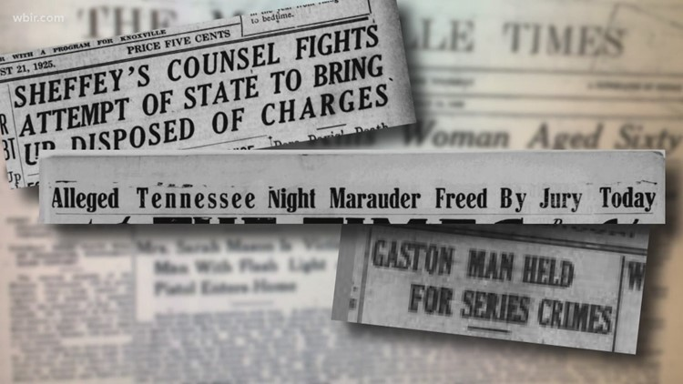 Maryville College class pieces together unsolved murders from 1920s