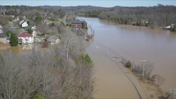 Sunday marks one year since 2019 floods
