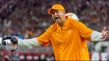 Two critical plays have major impact on Vols loss to no. 1 Alabama