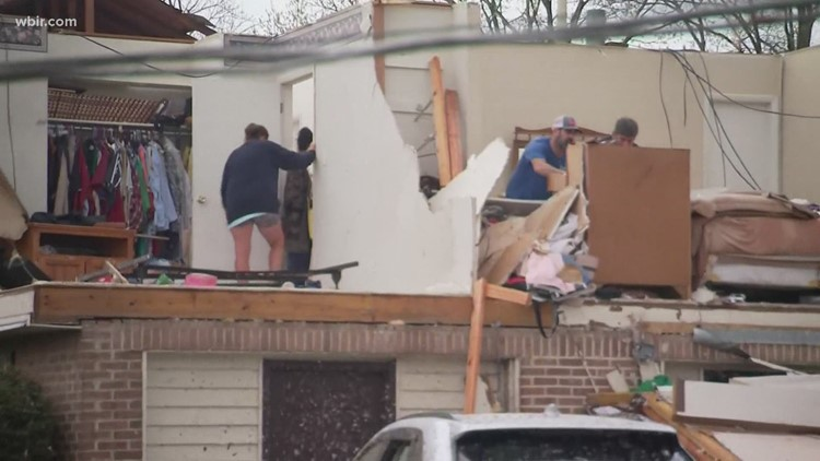 NWS: At least 5 dead from storms in Alabama