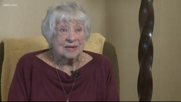 This 89-year-old wants to spread the word about stroke