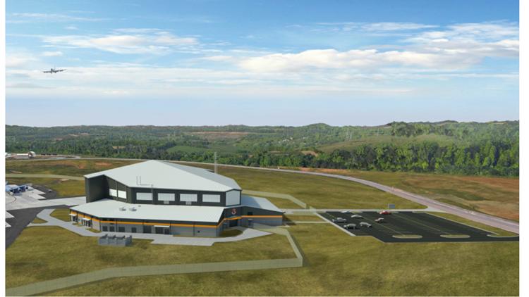 Congressman Burchett to attend ground-breaking for $31 million Knoxville hangar