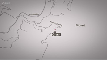 Two men dead in Blount County motorcycle crash