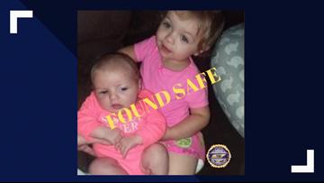 Endangered child alert over, missing Cookeville toddlers found safe