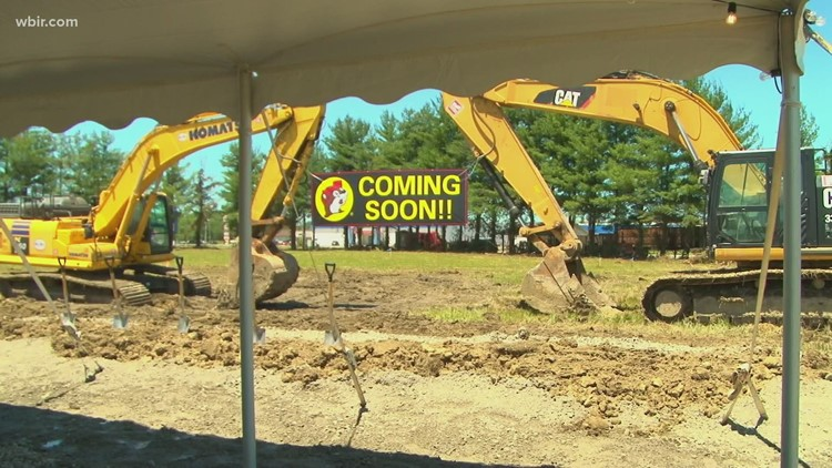 Buc-ee's breaks ground in Cumberland County for new travel center