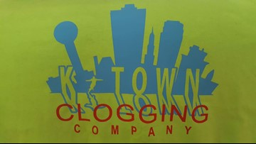 K-Town Cloggers will compete in the Showdown of Champions at the Knoxville Civic Auditorium