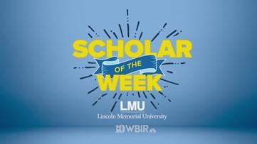 Heather Jakeman - Scholar of the Week 2/27