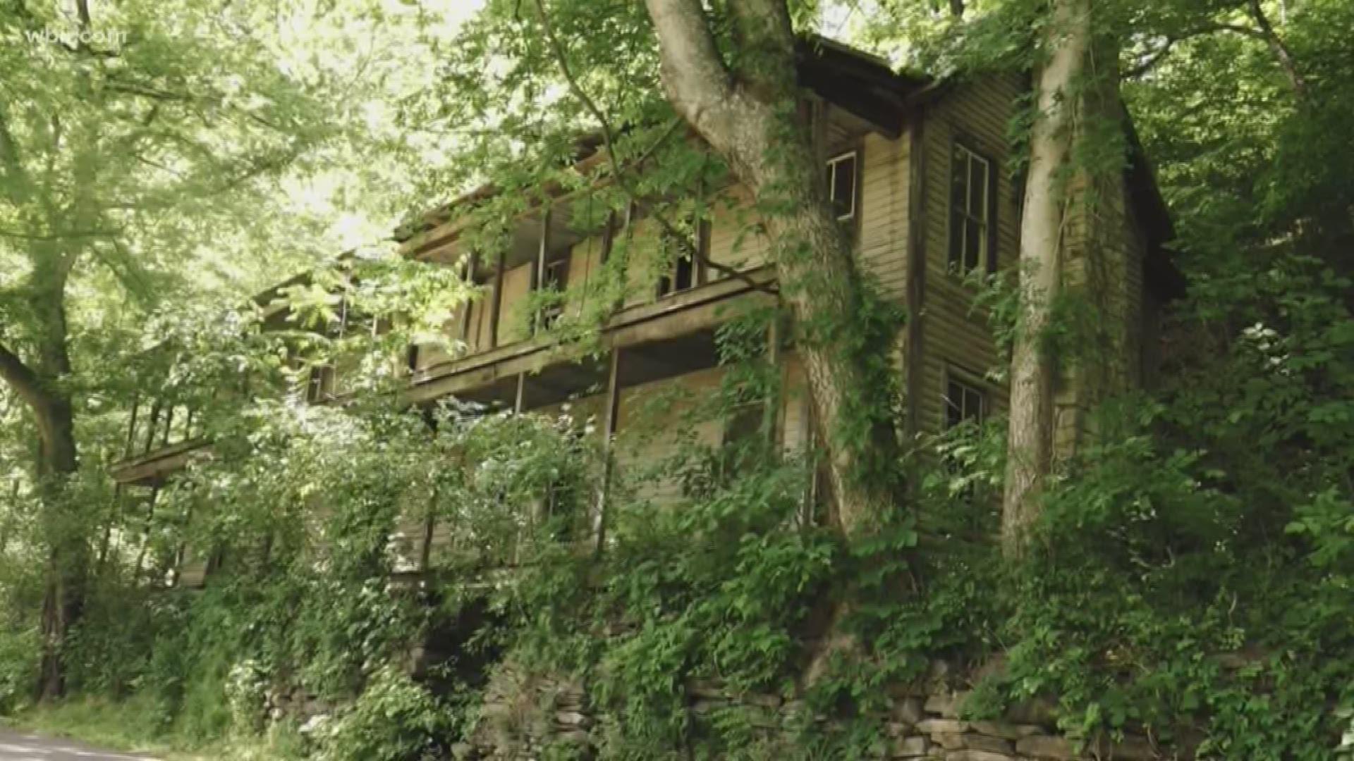Abandoned Places Higdon Hotel Wbir Com