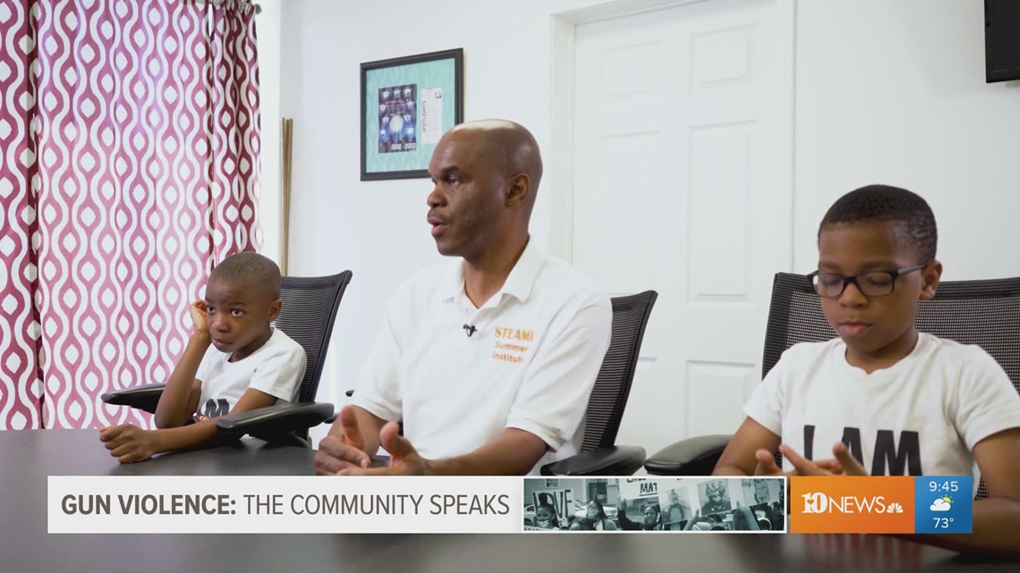 Inside TN || Gun violence in Knoxville: The community speaks out (Part 2)