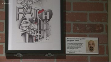 Alcatraz Art Escape opens Friday in Pigeon Forge