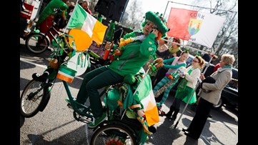 Knoxville's St. Patrick's Day events, including the parade and Shamrock Fest, have been canceled