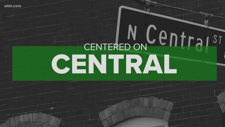 Centered on Central: Why Central Street?