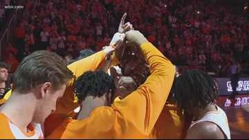 Return of the BasketVols: Rocky Top Tipoff set for Oct. 4 at Thompson-Boling Arena