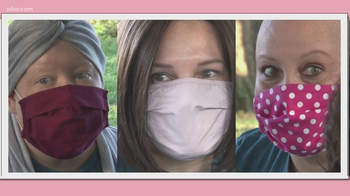 Strangers share common thread in breast cancer diagnosis during pandemic