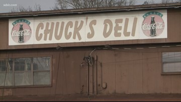 Up from the ashes: Chuck's Deli reopens after December fire