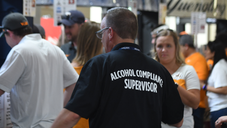Alcohol compliance officer at Tennessee