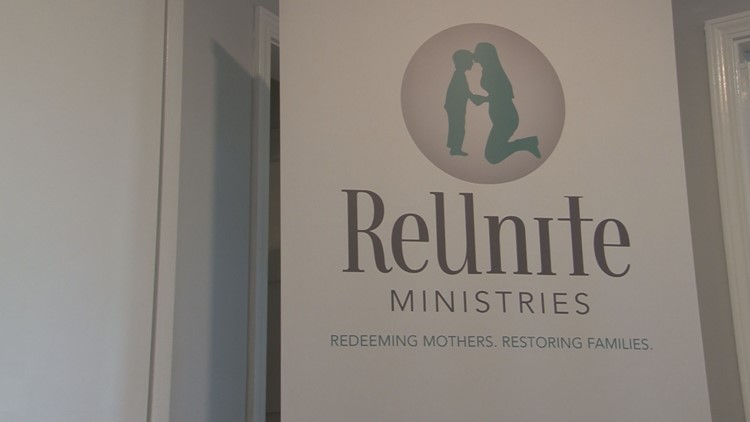 Blount County nonprofit helps mothers fighting addiction reunite with their children