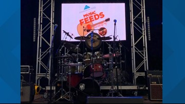 Second Harvest's Music Feeds concert series raising money to feed people in need