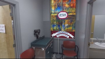 A rural faith-based health clinic is evolving with the help of volunteers