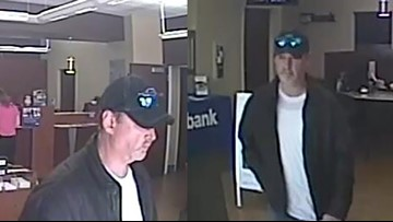 FBI: 'Traveling Bandit' suspected in 7 bank robberies in 6 states