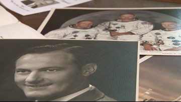'He loved his work'   Knoxville woman's late husband helped engineer Apollo 11