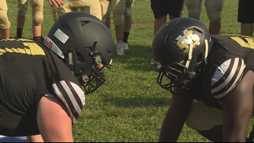 Summer Grind: Stone Memorial Panthers