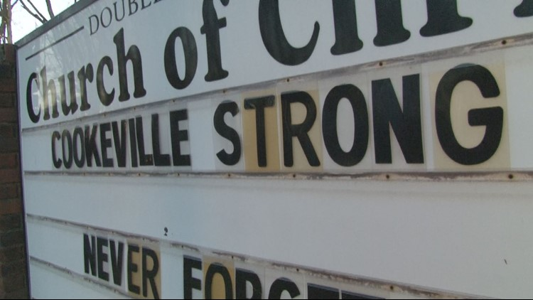 'Our county and community truly shined in this bad time' | Putnam County remembers victims of deadly tornado on one year anniversary