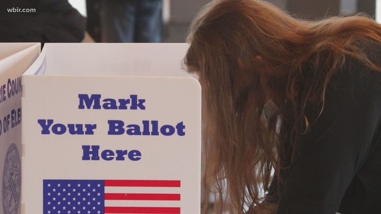 Last day for early voting in TN