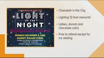 "Celebrate with ""Chanukah in the City"""