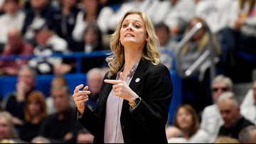 Texas A&M hands Lady Vols its fourth straight loss
