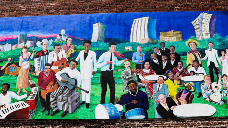 Knoxville Mural Tour